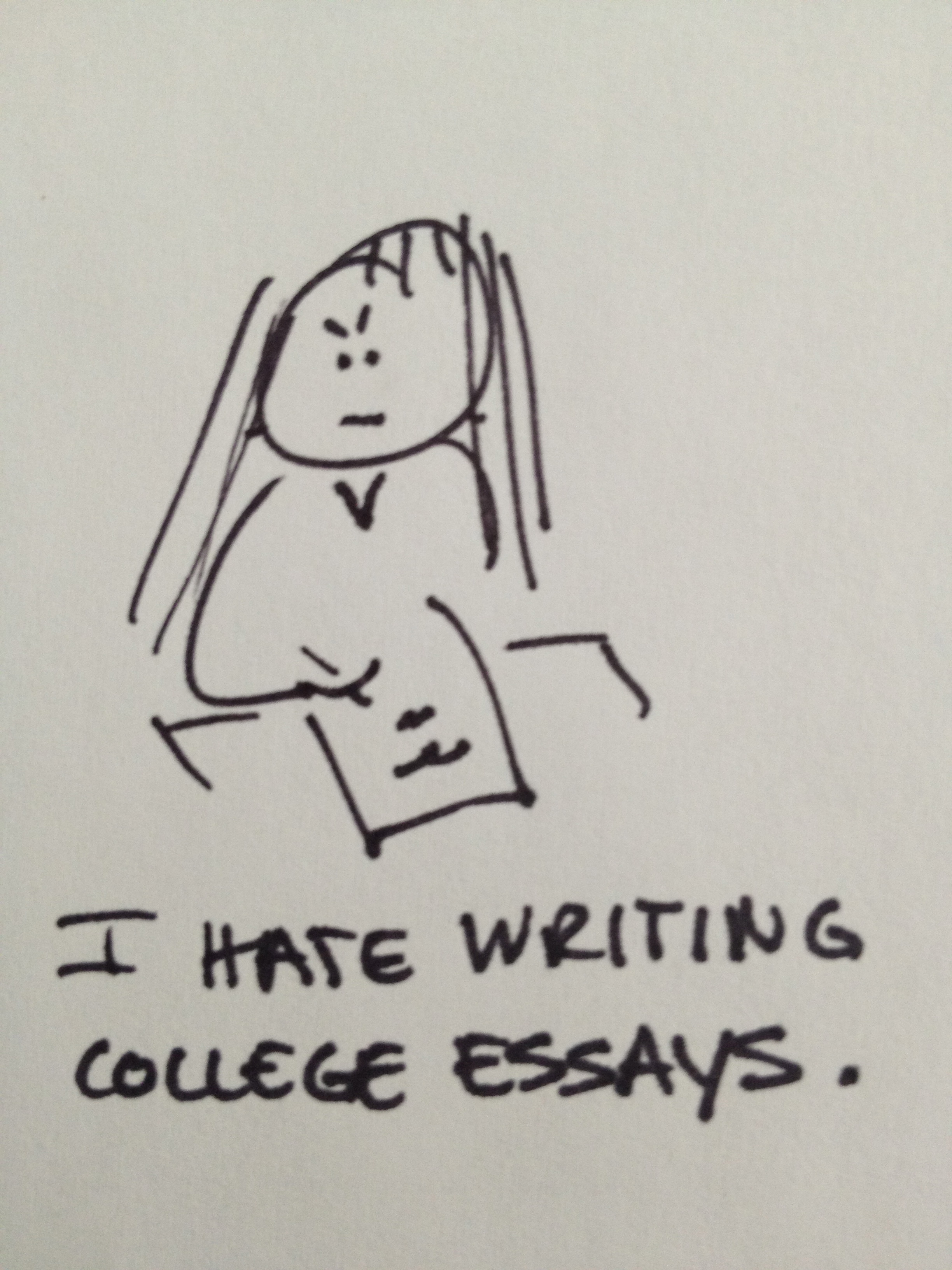 How to Write College Admissions Essays